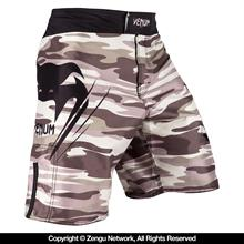"Venum ""Wave"" Fight Shorts - Camo"